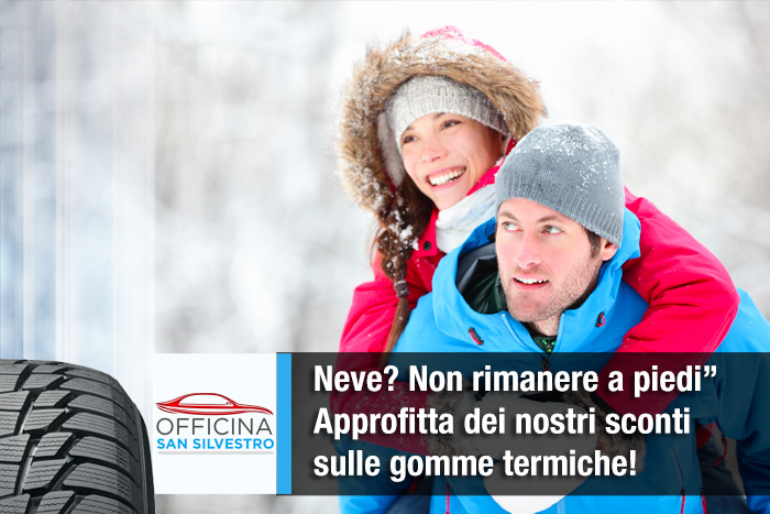promozione pneumatici invernali